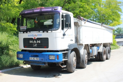 MAN Tipper 32.364